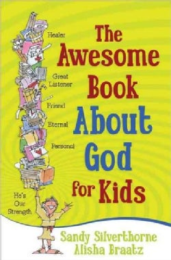 The Awesome Book About God for Kids (Paperback)