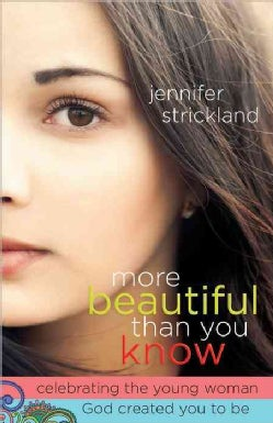 More Beautiful Than You Know (Paperback)