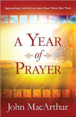 A Year of Prayer (Paperback)