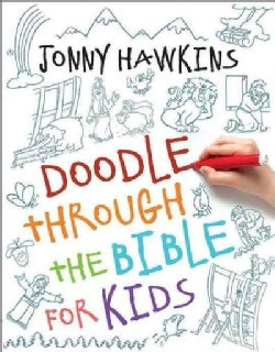 Doodle Through the Bible for Kids (Paperback)