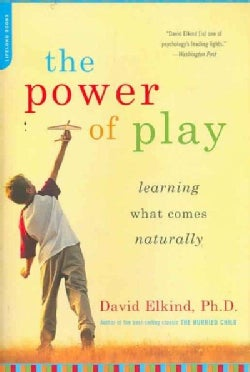The Power of Play: Learning What Comes Naturally (Paperback)