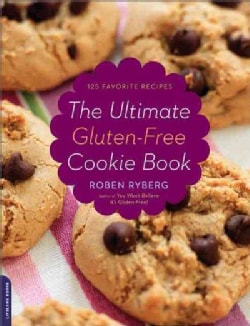 The Ultimate Gluten-Free Cookie Book (Paperback)