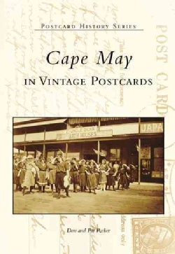 Cape May in Vintage Postcards (Paperback)