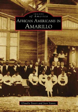 African Americans in Amarillo (Paperback)