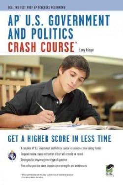 AP U.S. Government & Politics Crash Course (Paperback)
