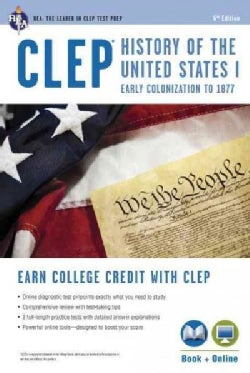 CLEP History of the United States I: Early Colonization to 1877