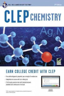 CLEP Chemistry + Online Practice Tests