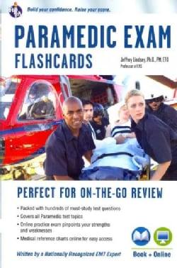Paramedic Exam Flashcards