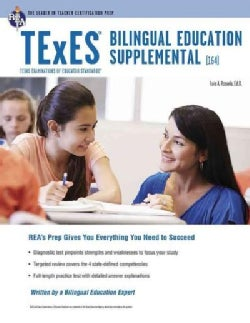 Texes Bilingual Education Supplemental 164 + Online