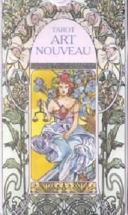 Tarot Art Nouveau (Cards)