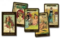 Gypsy Oracle Cards (Cards)