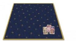 Astrology Velvet Tarot Cloth (Hardcover)
