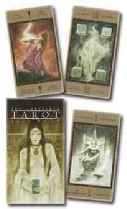 The Labyrinth Tarot (Cards)