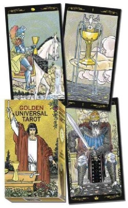 Golden Universal Tarot (Cards)