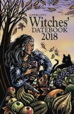 Llewellyn's Witches' Datebook 2018 (Calendar)