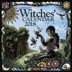 Llewellyn's Witches' 2018 Calendar (Calendar)
