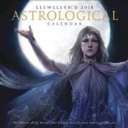 Llewellyn's 2018 Astrological Calendar: The World's Best Known, Most Trusted Astrology Calendar (Calendar)