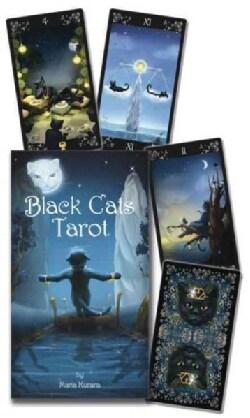 Black Cats Tarot / Tarot de los gatos negros (Cards)