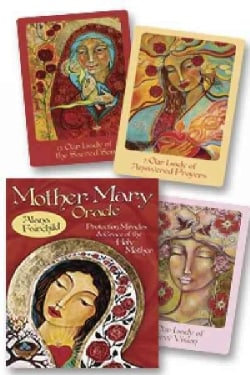 Mother Mary Oracle: Protection, Miracles & Grace of the Holy Mother (Cards)