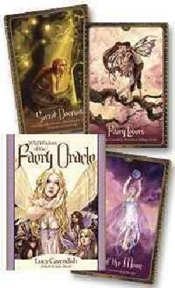 Wild Wisdom of the Faery Oracle (Cards)