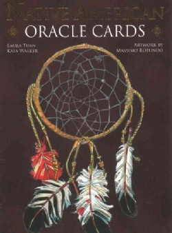 Native American Spirituality Oracle Cards (Cards)