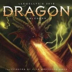 Llewellyn's 2018 Dragon Calendar (Calendar)
