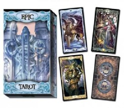 Epic Tarot Deck (Cards)