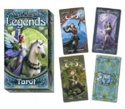 Anne Stokes Legends Tarot (Cards)