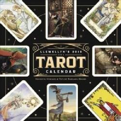 Llewellyn's 2018 Tarot Calendar: Insights, Spreads & Tips (Calendar)