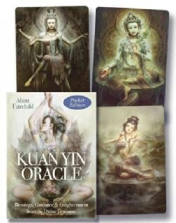 Kuan Yin Oracle: Blessings, Guidance & Enlightenment from the Divine Feminine: Pocket Edition (Cards)