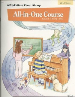 All-in-One Course: Lesson - Theory - Solo (Paperback)