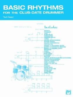 Basic Rhythms for the Club-Date Drummer (Paperback)