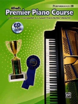 Alfred's Premier Piano Course: Performance 2b