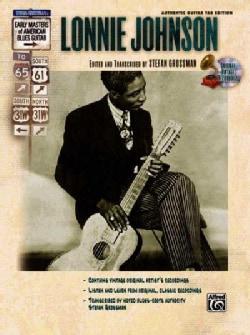 Lonnie Johnson: Authentic Guitar Tab Edition