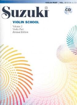 Suzuki Violin School: Violin Part
