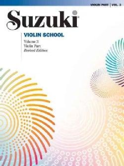 Suzuki Violin School (Paperback)
