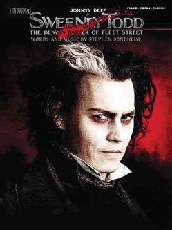 Sweeney Todd: The Demon Barber of Fleet Street: Piano-Vocal-Chords (Paperback)