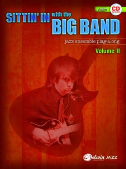 Sittin' in With the Big Band: Guitar: Jazz Ensemble Play-Along