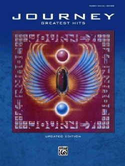 Journey Greatest Hits: Piano/ Vocal / Guitar (Paperback)