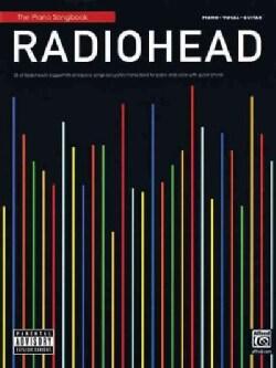 Radiohead: The Piano Songbook: Piano/ Vocal/ Guitar (Paperback)