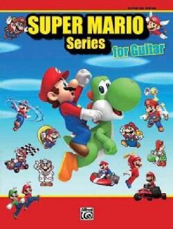 Super Mario Series for Guitar: Guitar Tab Edition (Paperback)