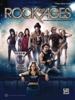 Rock of Ages: Sheet Music Selections From the Motion Picture: Piano/ Vocal/ Guitar (Paperback)