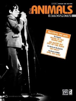 The Animals Retrospective: Authentic Guitar Tab Edition (Paperback)