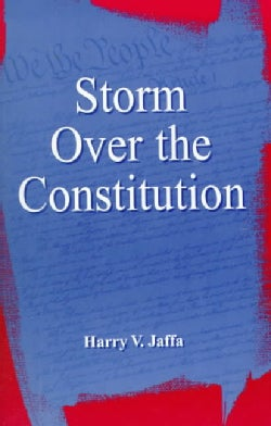 Storm over the Constitution (Paperback)