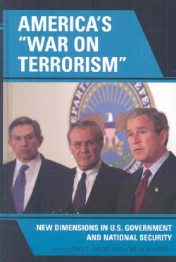 """America's """"War on Terrorism"""": New Dimensions in U.S. Government and National Security (Hardcover)"""