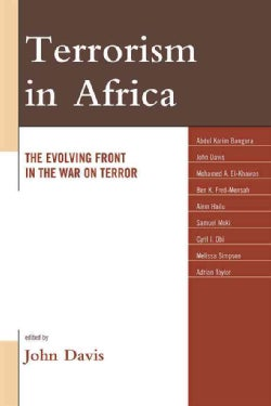 Terrorism in Africa: The Evolving Front in the War on Terror (Hardcover)
