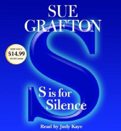 S Is for Silence (CD-Audio)