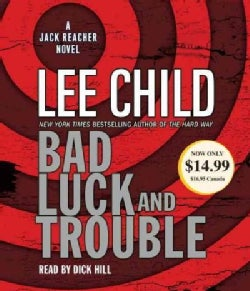 Bad Luck and Trouble (CD-Audio)