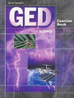Ged Science Exercise Workbook (Paperback)