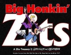 Big Honkin' Zits: A Zits Treasury (Paperback)